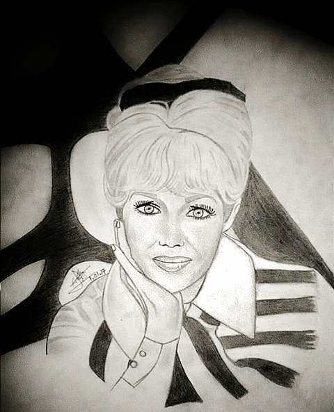 Debbie Reynolds by aline17